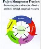 Towards Improved Project Ma~iageme~Prtr actice: Ur~coveringth e evidence for eJfective practices through empirical researcli
