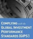 Complying with the Global Investment Performance Standards