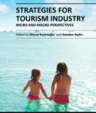 STRATEGIES FOR TOURISM INDUSTRY – MICRO AND MACRO PERSPECTIVES - Murat Kasimoğlu