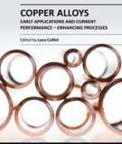 COPPER ALLOYS – EARLY APPLICATIONS AND CURRENT PERFORMANCE – ENHANCING PROCESS