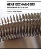 HEAT EXCHANGERS – BASICS DESIGN APPLICATIONS