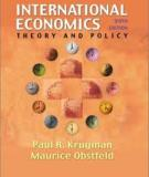 International EconomicsTheory and Policy