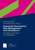 Corporate Governance, Risk Management und Compliance