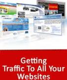 Getting Traffic To All Your Web sites