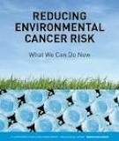 REDUCING ENVIRONMENTAL CANCER RISK