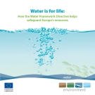 Water is for life:How the Water Framework Directive helps safeguard Europe's resources