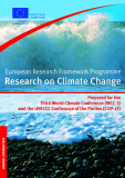 European Research Framework Programme Research on Climate Change
