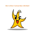 How to Draw Cartoon Stars with Style!
