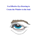 Use Effective Eye Drawing to Create the Window to the Soul