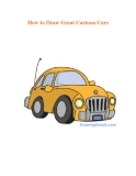 How to Draw Great Cartoon Cars