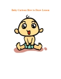 Baby Cartoon How to Draw Lesson