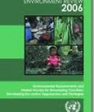 TRADE AND ENVIRONMENT REVIEW 2006