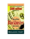 Book How to Write Blockbuster Sales Letters