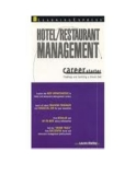 HOTEL/RESTAURANT MANAGEMENT CAREER STARTER - Lauren Starkey