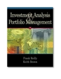 Theory Investment Analysis and Portfolio Management