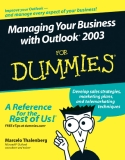 Managing Your Business with Outlook 2003