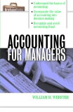 Accounting for Managers - William H. Webster