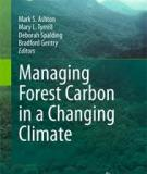 Managing the environment in a changing climate
