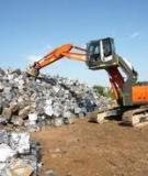 THE IMPORTANCE OF RECYCLING TO THE ENVIRONMENTAL PROFILE OF METAL PRODUCTS