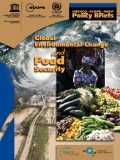 Global environmental change: Additional stress for food security