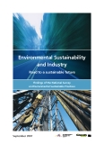 Environmental Sustainability and Industry