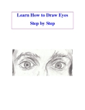 Learn How to Draw Eyes Step by Step