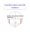 Learn How to Draw a Face with Confidence!