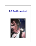 Jeff Buckley portrait
