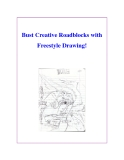Bust Creative Roadblocks with Freestyle Drawing!