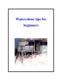 Watercolour tips for beginners