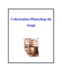 Colorisation Photoshop du visage