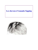 Les cheveux d'Amanda Tapping