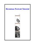 Hermione Portrait Tutorial...
