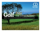 Golf and the environment 2008