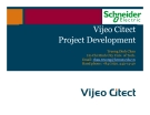 Vijeo Citect Project Development