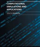 COMPUTATIONAL SIMULATIONS & APPLICATIONS