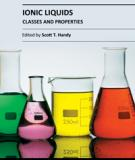 IONIC LIQUIDS – CLASSES AND PROPERTIES