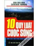 10 quy luật trong cuộc sống