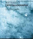 RECENT ADVANCES IN CRYSTALLOGRAPHY