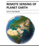 REMOTE SENSING OF PLANET EARTHE