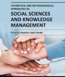 THEORETICAL AND METHODOLOGICAL APPROACHES TO SOCIAL SCIENCES AND KNOWLEDGE MANAGEMENT