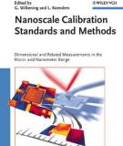 Nanoscale Calibration Standards and Methods Edited by G. Wilkening, L. Koenders