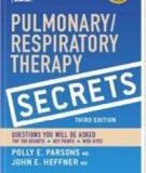 Pulmonary/Respiratory Therapy Secrets 3E