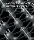 NANOINDENTATION IN MATERIALS SCIENCE