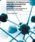 PROGRESS IN MOLECULAR AND ENVIRONMENTAL BIOENGINEERING – FROM ANALYSIS AND MODELING TO TECHNOLOGY APPLICATIONS_1