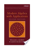 MODERN ALGEBRA WITH APPLICATIONS