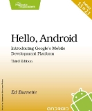 Hello, Learn to develop Android
