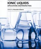 IONIC LIQUIDS: APPLICATIONS AND PERSPECTIVES