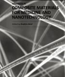 ADVANCES IN COMPOSITE MATERIALS FOR MEDICINE AND NANOTECHNOLOGY_1