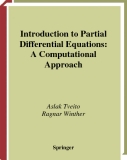 Introduction to Partial Differential Equations: A Computational ApproachAslak Tveito Ragnar